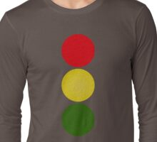 All-purpose Stoplight Party Shirt Long Sleeve T-Shirt