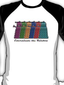 Exterminate the Rainbow T-Shirt