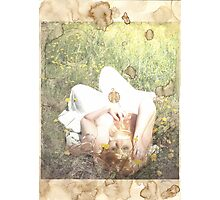 Sleeping Beauty (Don't want to wake up) Photographic Print