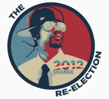 Shankk The Re-Election Kids Clothes