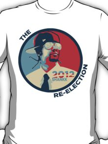 Shankk The Re-Election T-Shirt