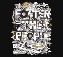 Foster the People One Piece - Short Sleeve