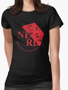 N.E.R.D. Womens Fitted T-Shirt