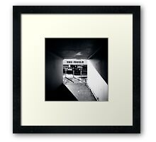 Tru-Mould Framed Print