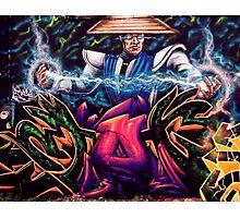R.K 2012 Statik Photographic Print