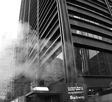 NYC Subway by pr0digal