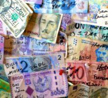Money Sticker