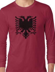 Shqipe - Albanian Griffin Long Sleeve T-Shirt