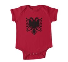 Shqipe - Albanian Griffin One Piece - Short Sleeve