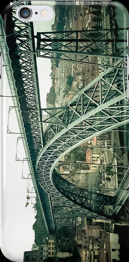 Structure Bridge III [ iPad / iPod / iPhone Case ] by Mauricio Santana