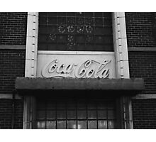 Coca-Cola Bottling Plant Photographic Print