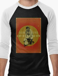 Don Rogers - Swindon Town Men's Baseball ¾ T-Shirt