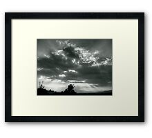 ©HCS Sunhsine VIII Framed Print