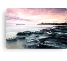The Last Sunrise Canvas Print