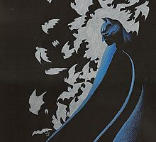 Shroud of Bats by RachaelSelk
