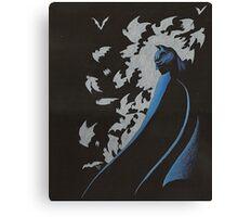 Shroud of Bats Canvas Print