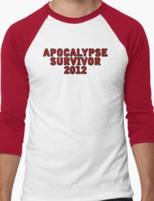 Apocalypse Survivor 2012  T-Shirt