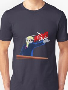 Derpy Wright - Ace Muffin Maker T-Shirt
