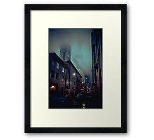 misty TO  Framed Print