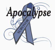 Apocalypse Survivor by jnddepew