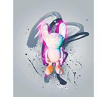 Street Bunny Photographic Print
