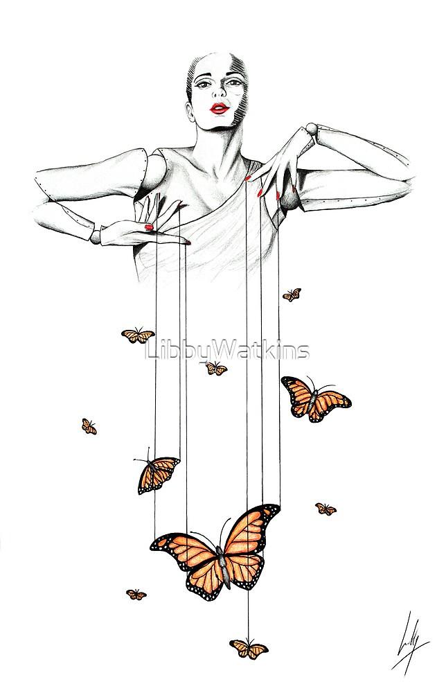 Butterfly Dance by LibbyWatkins