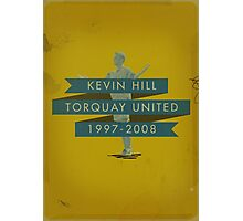 Kevin Hill - Torquay Photographic Print