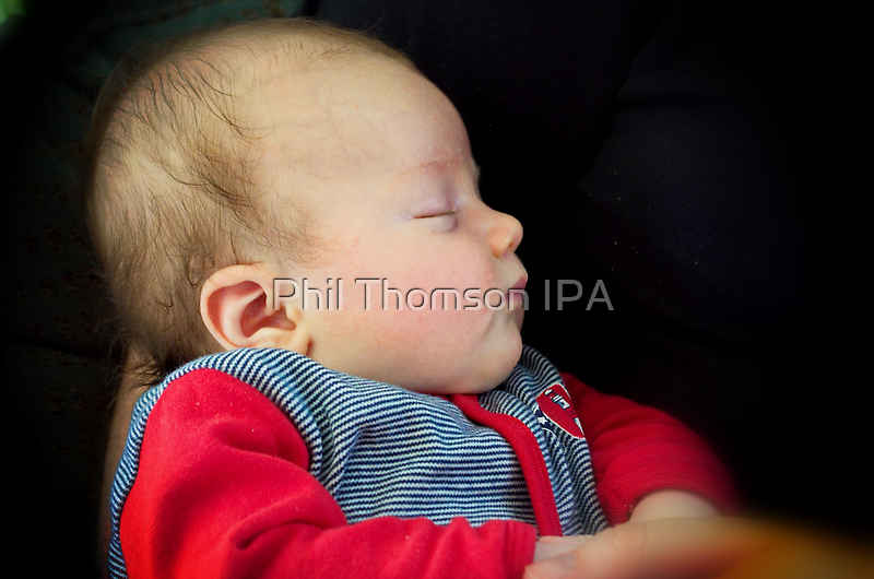 """""""At Peace In The Arms Of His Father"""" by Phil Thomson IPA"""
