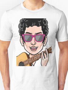 Darren Criss Cartoon T-Shirt
