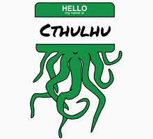 My Name is Cthulhu Unisex T-Shirt