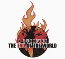 I Survived The End of the world by Adamzworld