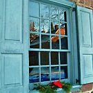Manor In The Window by Jane Neill-Hancock