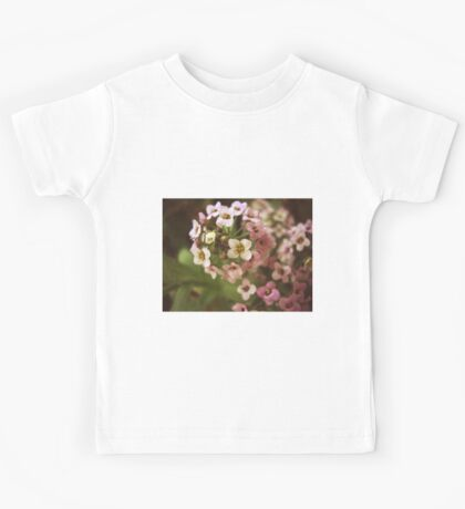 Nature's Symmetry Kids Tee