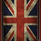 British Flag iPhone Case by Marcel Putrus