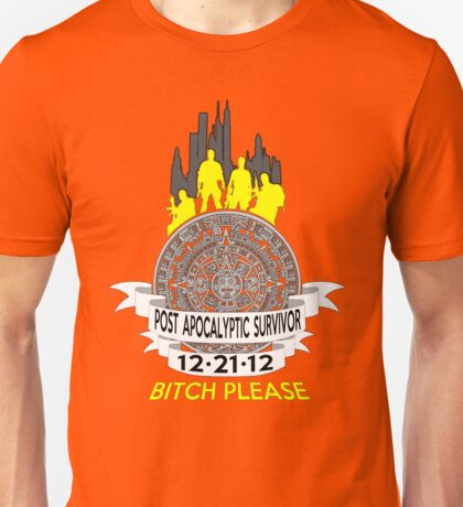 Post Apocalyptic Survivor Unisex T-Shirt