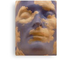 Rene Magritte - The Future Of Statues Canvas Print