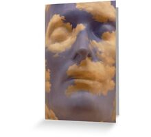 Rene Magritte - The Future Of Statues Greeting Card