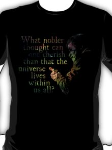 Nobler Thought - Neil DeGrasse Tyson T-Shirt