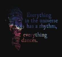 Everything Dances - Maya Angelou Kids Clothes