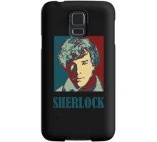 Sherlock Holmes Border Samsung Galaxy Case/Skin