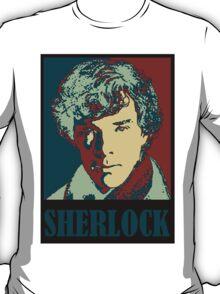 Sherlock Holmes Border T-Shirt