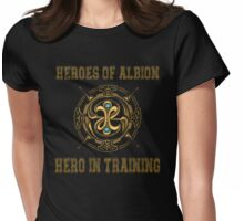 Fable - Hero in Training Womens Fitted T-Shirt
