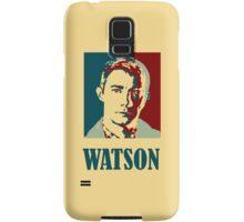 Sherlock Holmes Watson Samsung Galaxy Case/Skin