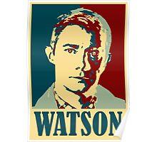 Sherlock Holmes Watson Poster