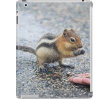 Montana Chipmunk iPad Case/Skin