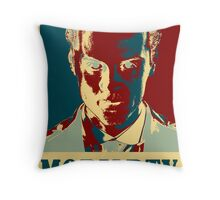 Sherlock Holmes Moriarty Throw Pillow