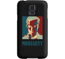 Sherlock Holmes Moriarty Border Samsung Galaxy Case/Skin