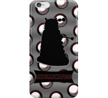 Dalek Exterminate iPhone Case/Skin