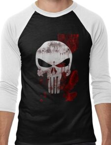 The Punisher Men's Baseball ¾ T-Shirt