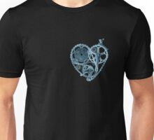 Bike Lover Heart x-ray  Unisex T-Shirt
